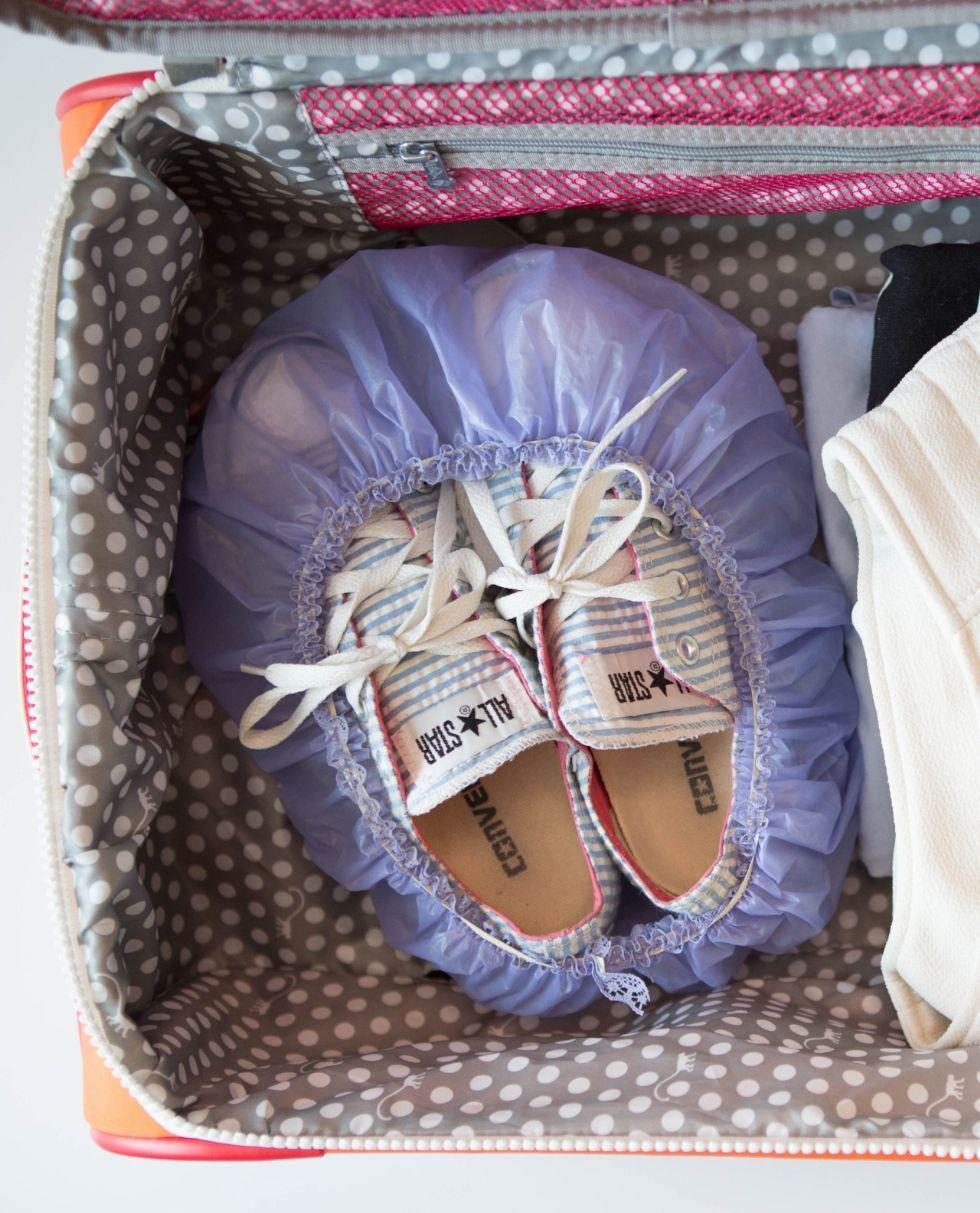 shower cap shoes